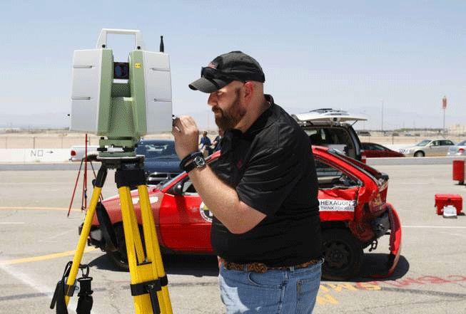 Leica geosystems - C10 laser scanner