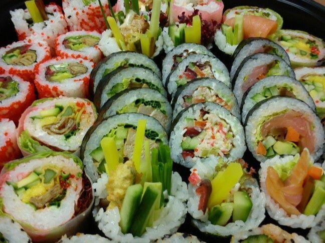 To nie fatamorgana, to...urodzaj! #sushi #krakow #kenkosushi