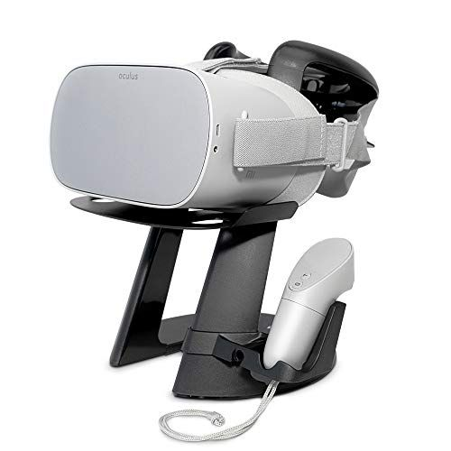VeeR VR Headset Stand with One Controller Holder for Oculus