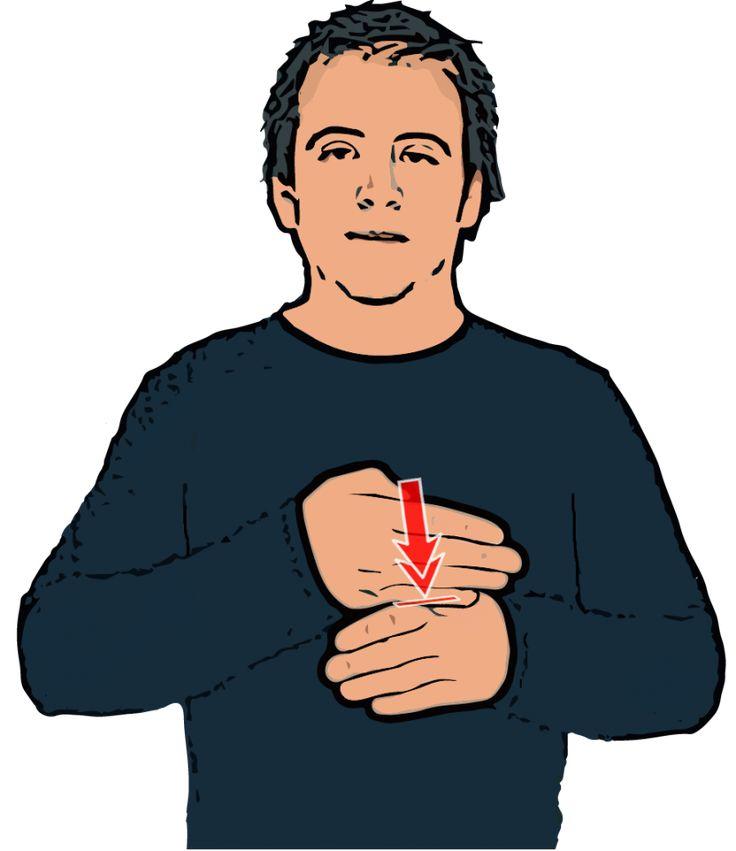 Work - British Sign Language (BSL)