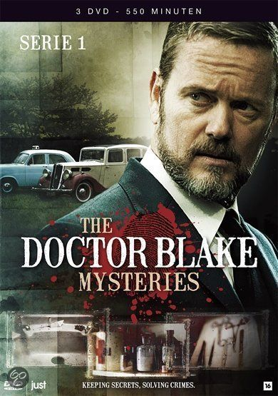 'The Doctor Blake Mysteries', 2013. - Craig McLachlan stars in this riveting, post WW2 Mystery Series. This 1950s mystery is well written & beautifully evocative of the post war era. Craig McLaughlan is superb in the role of the self effacing doctor, perhaps the best work he's done - A BBC Gem!