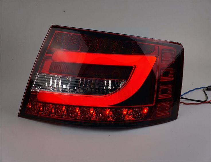 458.00$  Watch here - http://ai0y7.worlditems.win/all/product.php?id=32799988075 - Free shipping China VLAND Car tail lamp for Audi A6L 2005 to 2008 LED tail lamp with DRL+Brake light +Reverse light