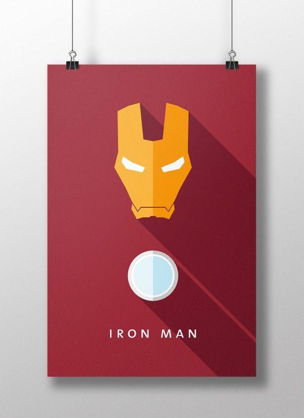 Iron Man by Moritz Adam Schmitt