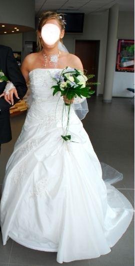 Robe de mariée + ensemble complets