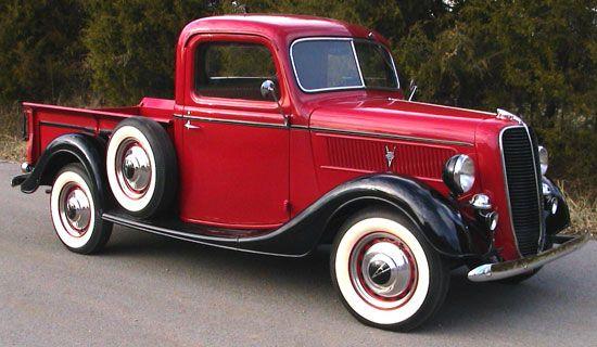 1937 Ford 1/2 Ton Pickup: Ford Trucks, Ford Pickup Trucks, Old Pickup Trucks, Ford 1 2, Vintage Cars, Classic Trucks, 1937 Ford, Cars Trucks