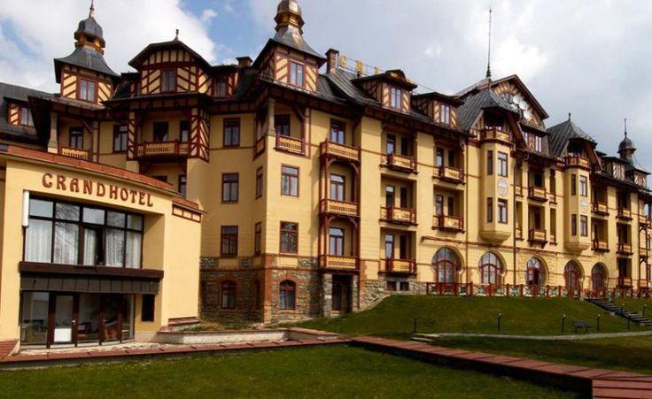 Historické Hotely Slovenska - Grandhotel****, Starý Smokovec, a Grand Hotel property, located in High Tatras, Slovakia  http://www.historichotelsofeurope.com/property-details.html/grandhotel-stary-smokovec