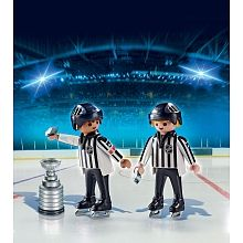 Playmobil - NHL Referees With Stanley Cup (5070)