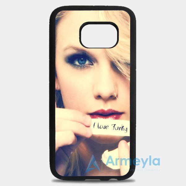 Taylor Swift Poster 1989 Cover Album Taylor Swift Singer Samsung Galaxy S8 Plus Case | armeyla.com