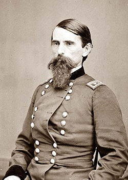"""Lewis """"Lew"""" Wallace (1827 – 1905) was a lawyer, Union general in the Civil War, territorial governor, statesman, politician and author born in Brookville, Indiana. He wrote Ben-Hur: A Tale of the Christ, which has been called """"the most influential Christian book of the nineteenth century."""""""