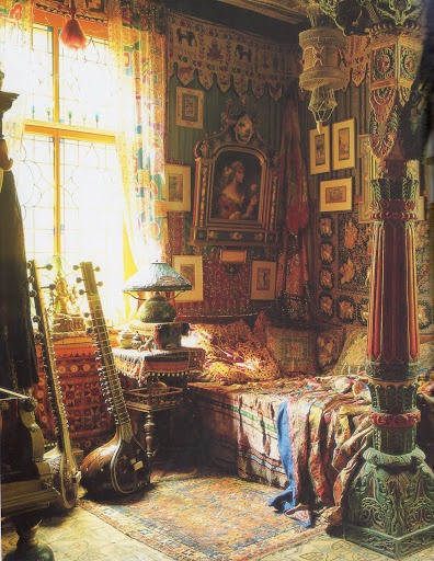 17th century style bohemian love