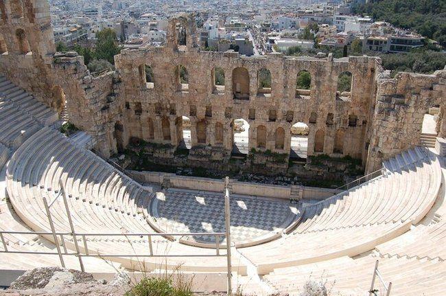 Фото 147228 / Там, где растут апельсины / Афины / Греция / TURIZM.RU