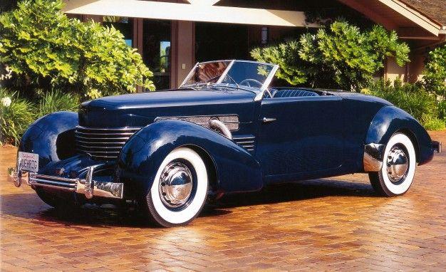 1937 812 Cabriolet