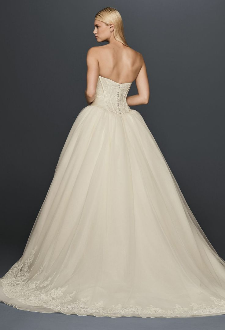 Zac posen wedding dress  Truly Zac Posen Collection for Davidus Bridal  Bridal GownBall