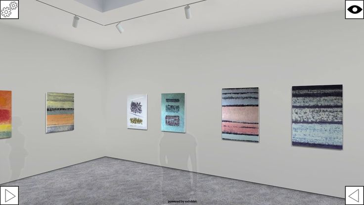 Showcase your artworks together - as an exhibition - and all online.  Visit Emerich Meerson's exhibition 'VISIONS' in the Atrium gallery and experience a VR exhibition on desktop and mobile with the Exhibbit app - https://exhibbit.com/exhibitions/