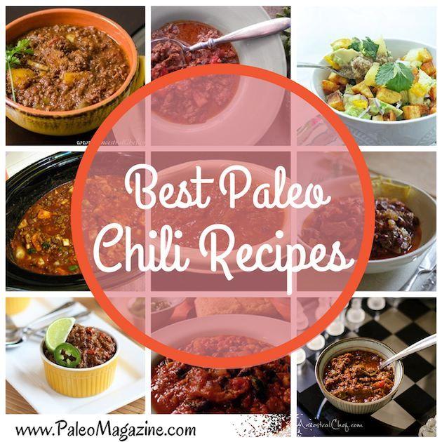 Best Paleo Chili Recipes http://paleomagazine.com/best-paleo-chili-recipes #paleo #primal #diet