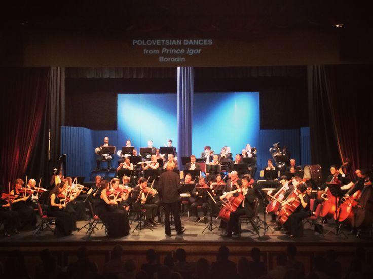 #Gautengphilharmonic live at @BrooklynTheatre powerfully entering 2017 Borodin, Tchaikovsky, Rachmaninov. #communitydriven