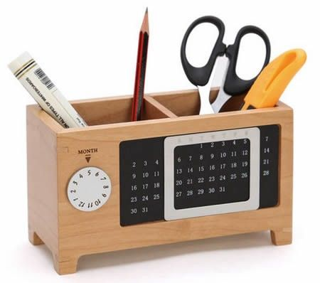 25 best ideas about pen organizer on pinterest ikea organization ikea makeup storage and - Desk stationery organiser ...