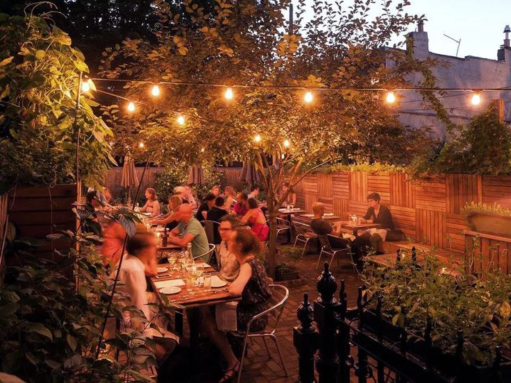 29 Lovely Outdoor Dining Spots in NYC Outdoor dining