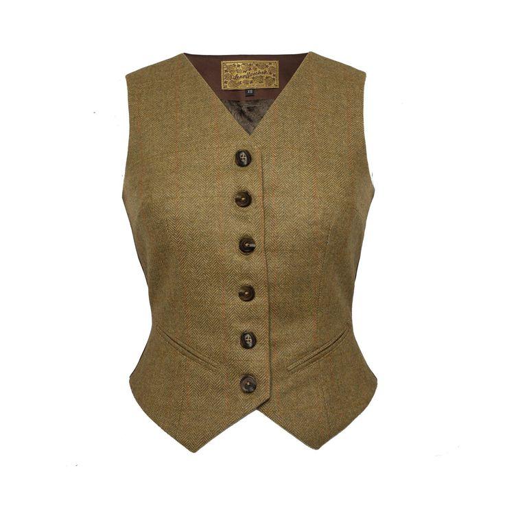 Henry Waistcoat landlady - Coats / Jackets - New In - Lena Hoschek Online Shop