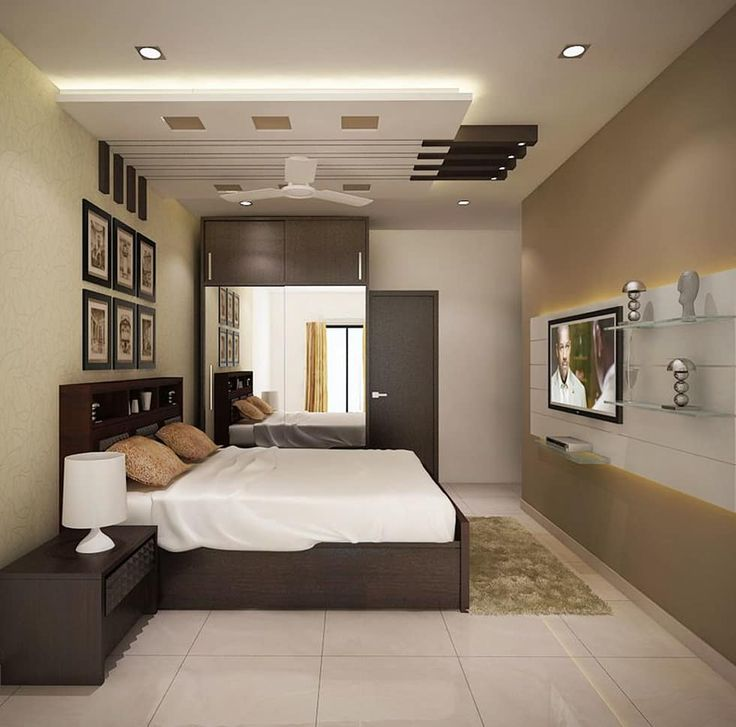 4 bedroom apartment at SJR Watermark: modern Bedroom by ACE INTERIORS