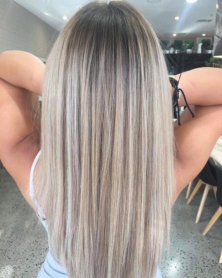 Awe Inspiring 25 Best Ideas About Ash Blonde On Pinterest Ashy Blonde Ash Hairstyles For Women Draintrainus