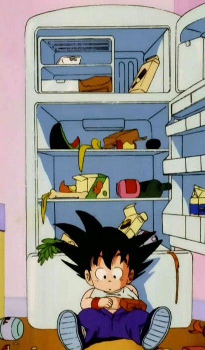 That's Goku for you. #DragonBall - Visit now for 3D Dragon Ball Z shirts now on sale!