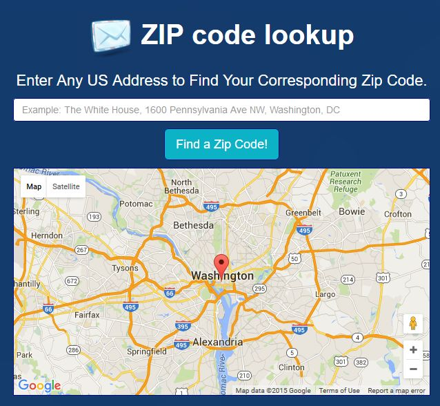 Enter any address in the Delaware to find the ZIP code. You must enter the street number, street name and city to activate a zip code lookup.