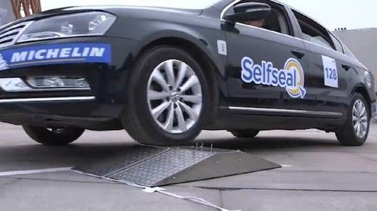self-seal tyre from michelin#michelin tyres: