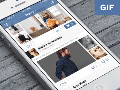 Hey guys  It was a contest for the best design of iOS7 for vk.com. So, here is my result.   VK (vkontakte) is the second biggest social network service in Europe after Facebook. In December 2012 VK...