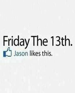 Friday the 13th funny