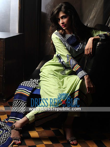 Indian Suits Online XXL, Winter Wear Online Shopping India, Available in XL XXL Sizes pakistani winter outfits new york, kashmiri khaddar by orient vol 2, orient textile mills karachi, pakistani orient textiles collection 2013, winter clothing necessities, winter wear online shopping india Donning this whimsical Khaddar printed long shirt will make you look sizzling hot at the evening soirees and generate a buzz about you. Styled with Boat Neckline bodice and full-length sleeves. by…