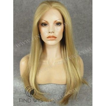Lace Front Wig. Straight Blonde Long Wig. Buy Wigs Online