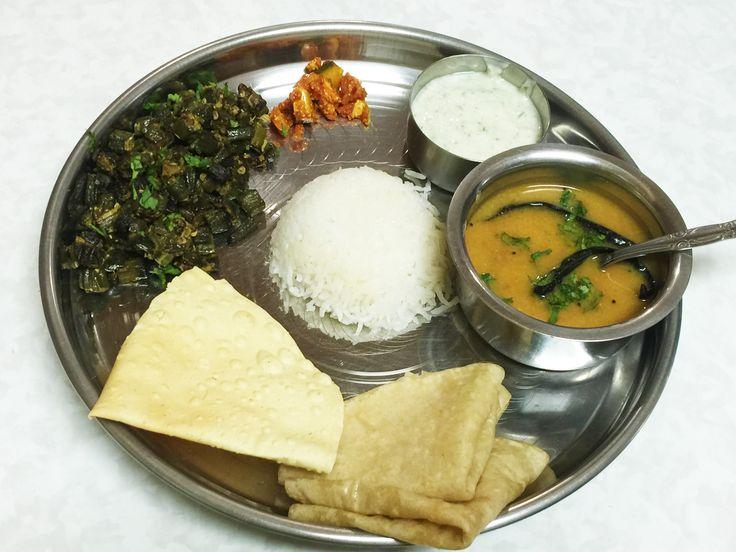 Best 25+ Gujarati Thali Ideas On Pinterest