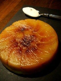 Comme promis depuis pas mal de temps déjà, voilà ma recette de la tarte Tatin. Des recettes de tartes Tatin, il y en a beaucoup, personnellement je la préfère à base de pâte sablée ou sucrée, plutôt qu'à base de pâte feuilletée. J'aime aussi quand les...