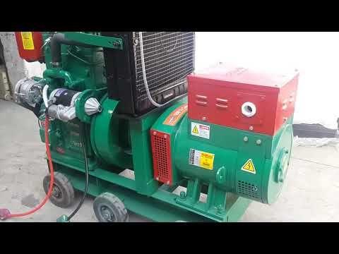 20  15 KVA Diesel generator set