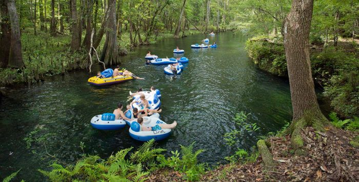 There's Nothing Better Than Maryland's Natural Lazy River On A Summer's Day. Gunpowder Falls State Park: The Place Of Maryland's Natural Lazy River