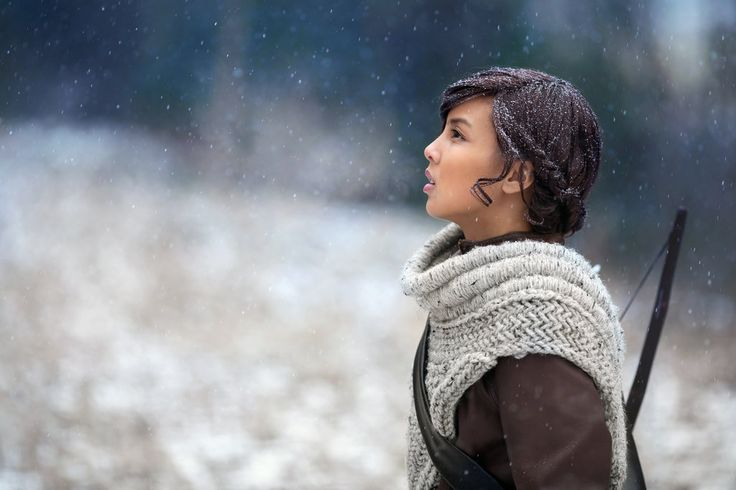 Katniss v5 by starrfallphotography on deviantART