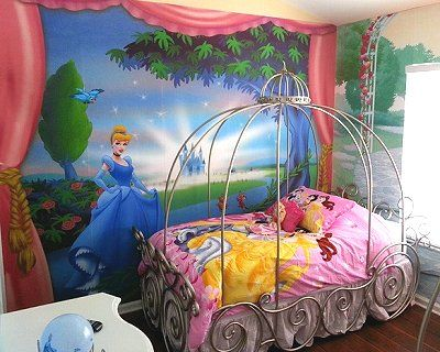 25 best ideas about disney princess carriage bed on for Fairy princess bedroom ideas