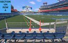 #Ticket  2 Front row San Diego Chargers @ Tennessee Titans preseason tickets 104 row A #deals_us