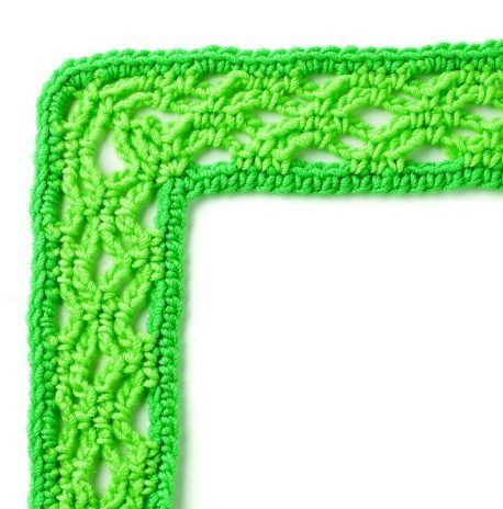 So glad you stopped by for the Every Which Way Crochet Borders Blog Tour! Edie Eckman's new release Every Which Way Crochet Borders  features 100 unique border designs! Each pattern includes step-by-step pattern instructions and symbol charts to guide you through, as well as plenty of helpful design advice, including how to choose an appropriate border for each …
