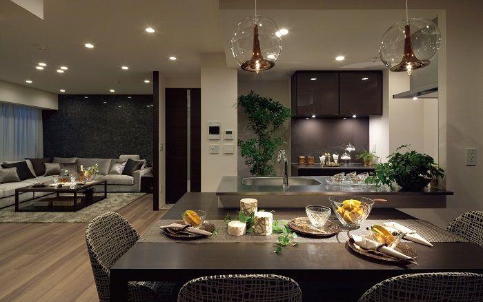 室内・モデルルーム - Brillia 目黒 碑文谷 【アットホーム】新築マンション・分譲マンションの物件情報