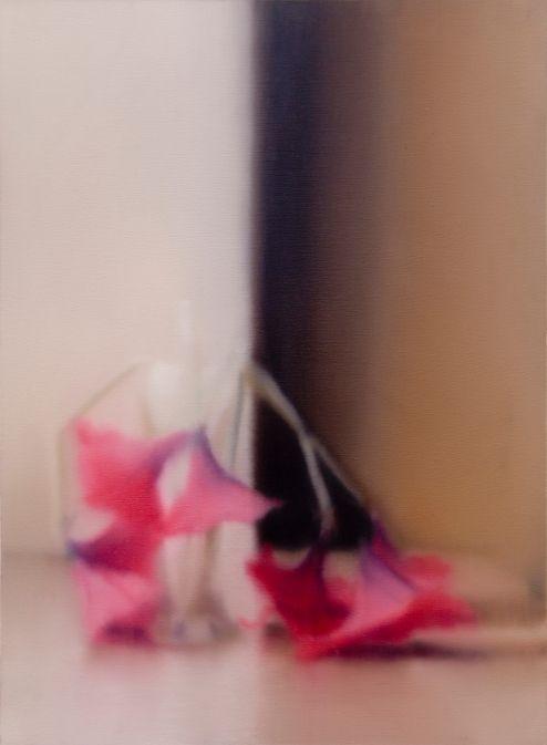 Gerhard Richter - Flowers,  1994, 71 cm x 51 cm