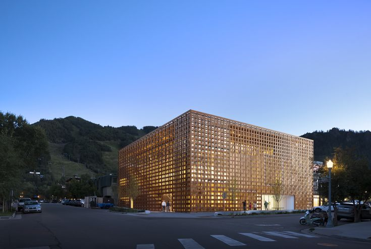 Aspen Art Museum,© Michael Moran / OTTO