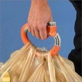 Grocery Bag Holder - Easily carry all your grocery bags at once.