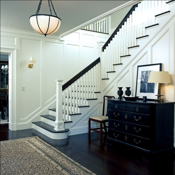 31 Stair Decor Ideas To Make Your Hallway Look Amazing: 17 Best Images About Walls On Pinterest