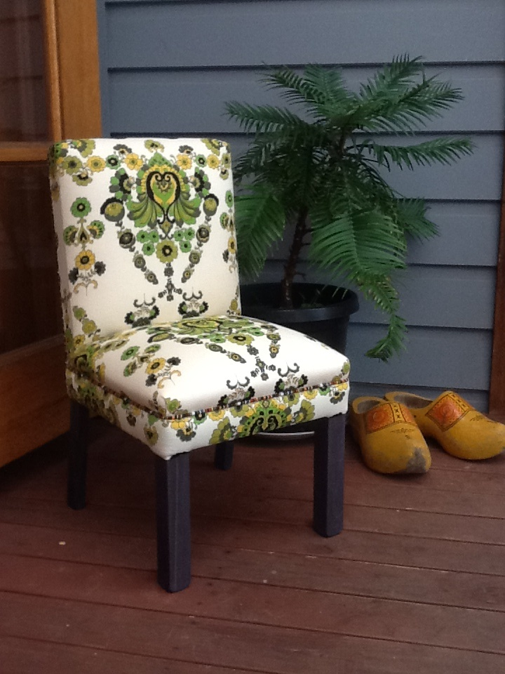 2nd chair I made  2012