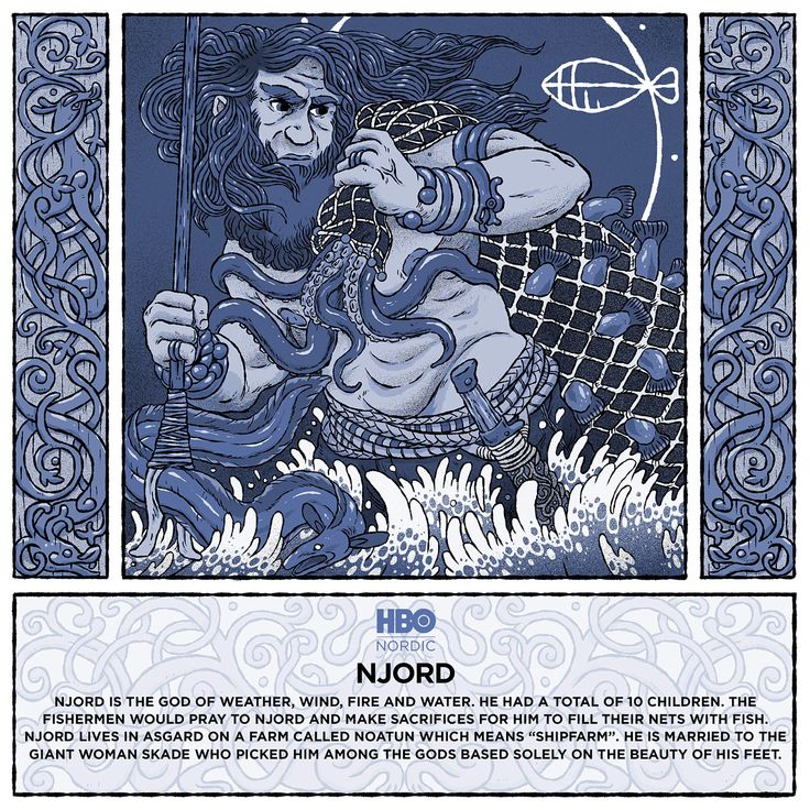 While we wait for the Vikings season 5 part 2 premiere date to be revealed, why not learn some more about their Gods? In this album you will meet the #NorseGods from #Asgard, worshipped by the vikings.  Instead of making sacrifices, we suggest watching all seasons of #Vikings on #HBONordic - in the name of the gods.  #Odin #Thor #Sif #Tyr #Heimdall #Loki #Freyr #Freya #Brage #Idun #Njord #Baldur #Hodr #Hel #TheFenrirWolf #TheMidgardSerpent