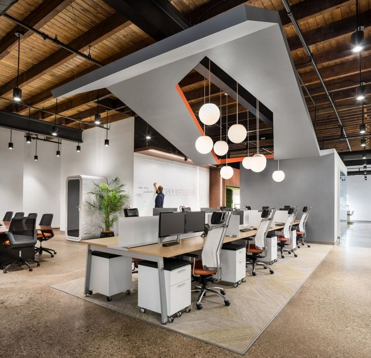 Workplace Design And Delivery Firm, Studio Eagle, Have Designed Their New  Offices Located In Springfield, New Jersey. The New Studio Eagle Office Is  Everyt