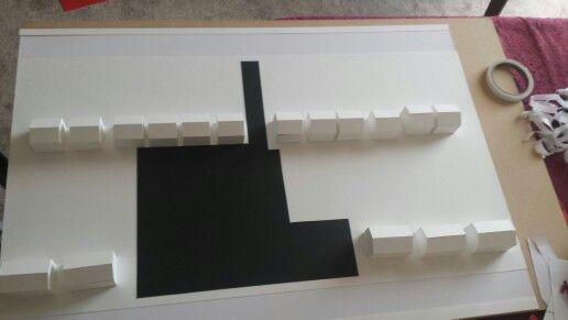 Final site model construction