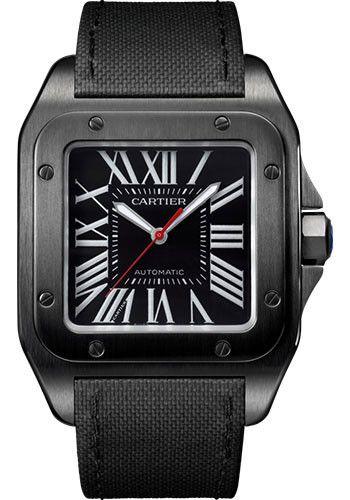Cartier Santos 100 Large Watch WSSA0006